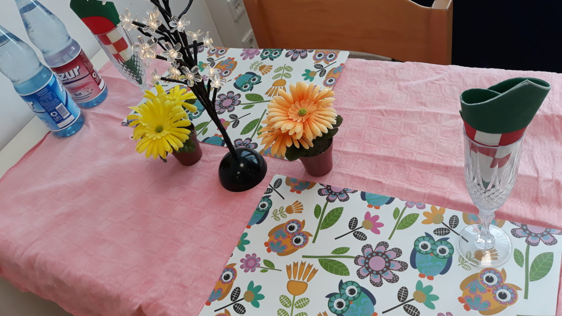 Der VIP-Tisch ist zurück :)